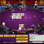 Usando dinheiro fictício para aumentar a habilidade no poker online