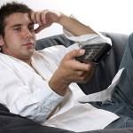 A importância do controle remoto na vida de um homem
