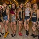 10 mulheres disputam título de tatuada mais bonita de São Paulo