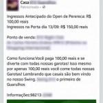 Casa noturna de São Paulo oferece rodízio de mulher