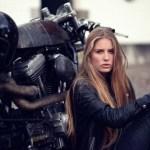 40 imagens de mulheres e motos para os apaixonados pelo assunto