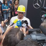 Estivemos no Paddock da F1 e registramos tudo o que conseguimos