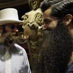 Campeonato elege as melhores barbas e bigodes de 2015