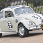 Herbie, o fusca mais famoso do cinema, é leiloado por 86 mil dólares