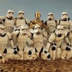 Times de futebol com personagens de Star Wars