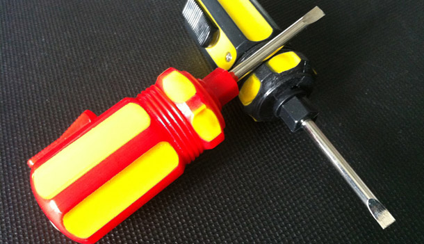 Screwdriver-Lighter