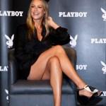 Luana Piovani na Playboy: sem cachê e sem dedinho na boca