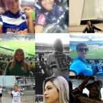 Homenagem às mulheres que amam futebol