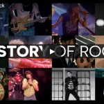 Vídeo conta a história do rock com riffs clássicos