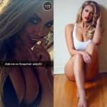 As 7 loiras mais sexy do snapchat