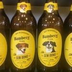 """Cervejaria lança a """"Sem Dono"""", que traz imagens de cães para adoção no rótulo"""