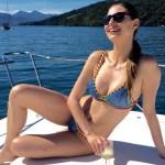 Lavínia Vlasak chega aos 39 anos e está cada vez mais linda