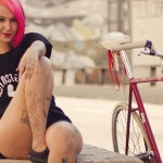 Testosterona Girl: Mila Spook