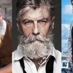 Conheça Philippe Dumas, o aposentado que decidiu virar modelo aos 60 anos
