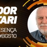Brasil Game Show confirma Nolan Bushnell, criador do Atari, para edição de 2017