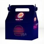 Para comemorar o Valentine's Day, Burger King lança sanduíche com brinquedos sexuais em Israel