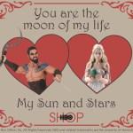 10 cartões de dia dos namorados inspirados em Game of Thrones pra você mandar pra lua da sua vida
