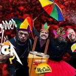 Bloco de carnaval vai homenagear o Metallica nas ruas de São Paulo
