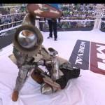 Conheça o M-1 Global World, o UFC onde os lutadores usam armaduras