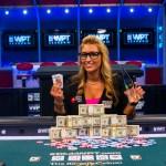 As 5 mulheres que mais ganharam dinheiro no poker