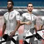 Jô, Guerrero, Luis Fabiano... Konami capricha nos gráficos para o PES 2018