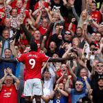 Canto da torcida do United diz que o pênis de Lukaku mede 60cm