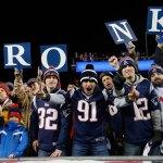 Torcedores do Patriots tem menos chances de arrumar uma namorada