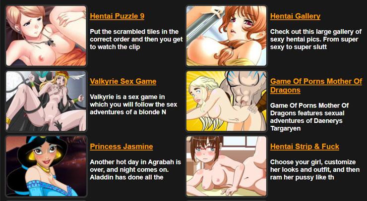 Jogos Pornô