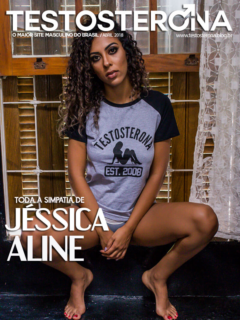 Jéssica Aline Testosterona Girls