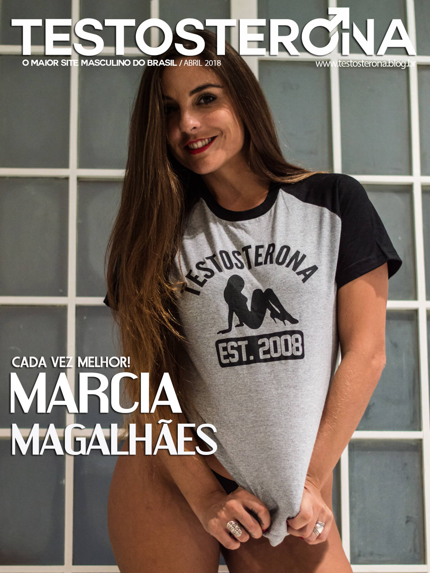 Márcia Magalhães Testosterona Girls