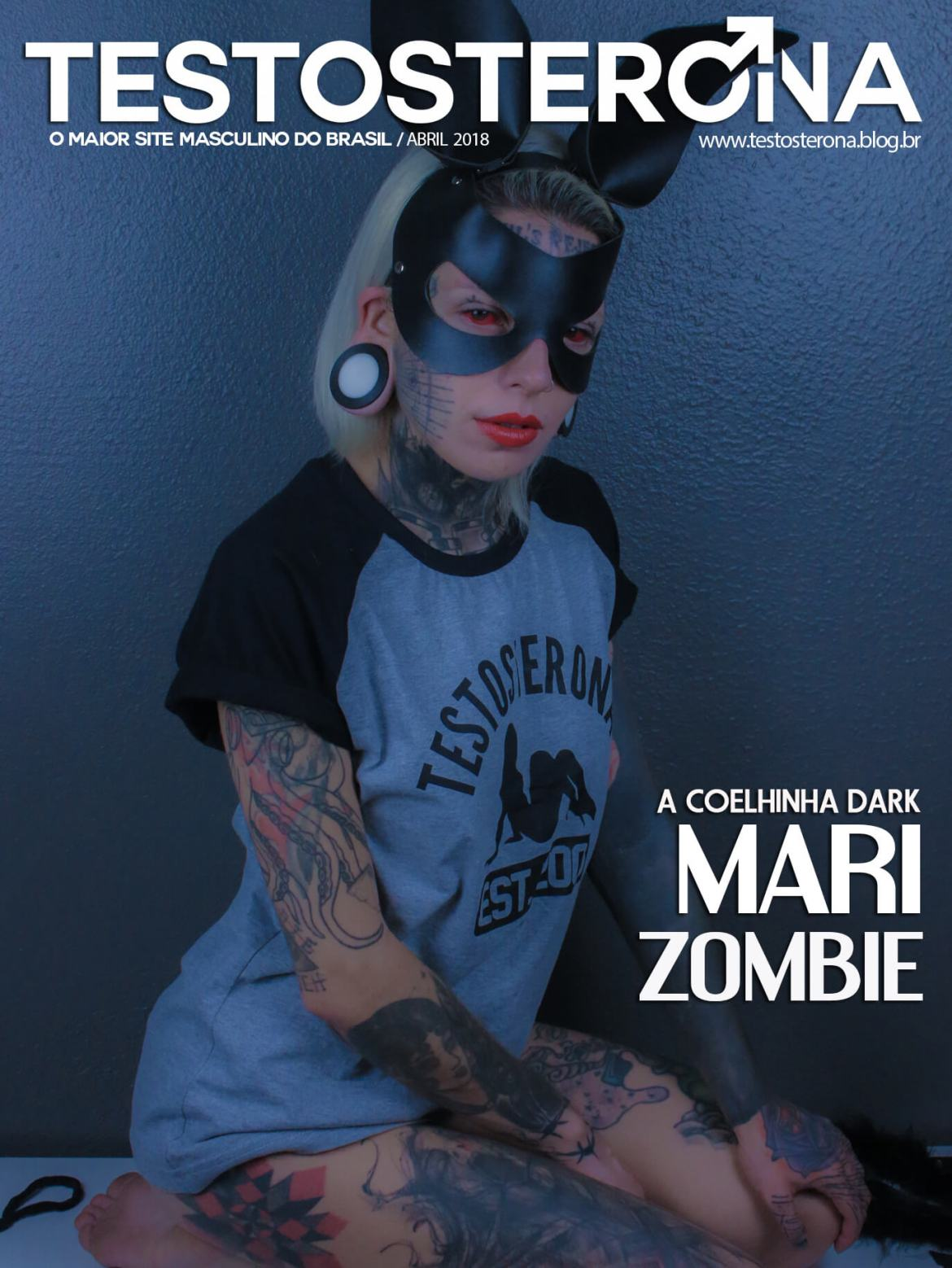 Mari Zombie Testosterona Girls