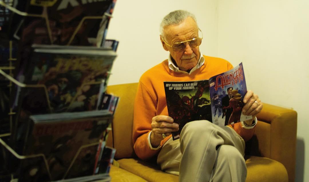 Stan Lee morreu