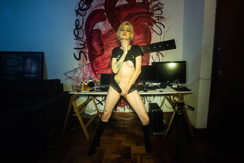Milene Varisco Testosterona Girls 13