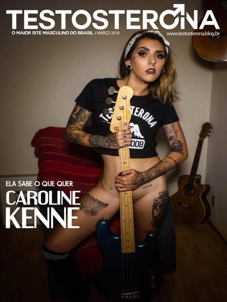 Caroline Kenne - Testosterona Girls