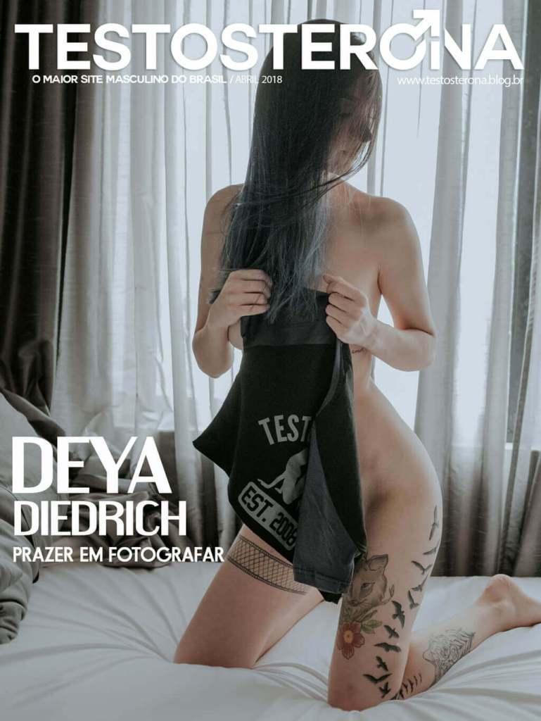 Deya Diedrich - Testosterona Girls