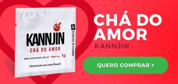 Chá do Amor Kannjin