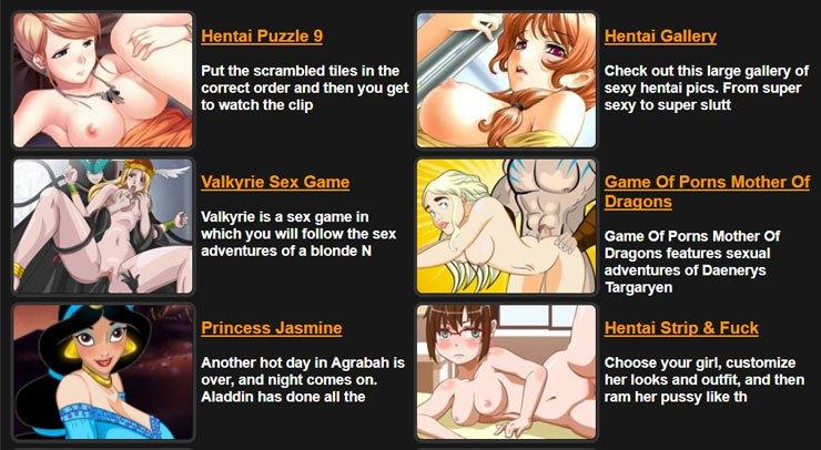 Jogos de Sexo