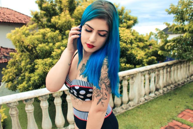 Liza Blue