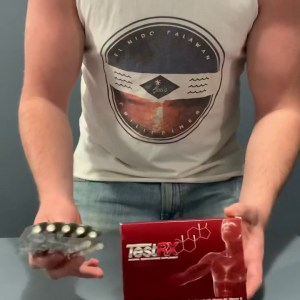 TestRX Review: Does This Natural Testosterone Booster Work? 💪 💊