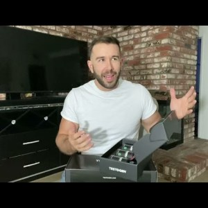 TestoGen unboxing Will Pounder Video