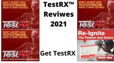 TestRX™ Reviews 2021