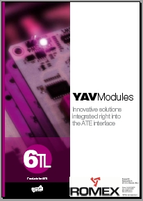 Catalogue overview available YAVModules