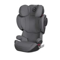 Cybex SOLUTION Z-FIX Kindersitz Test