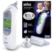 Braun ThermoScan 7 Ohrthermometer