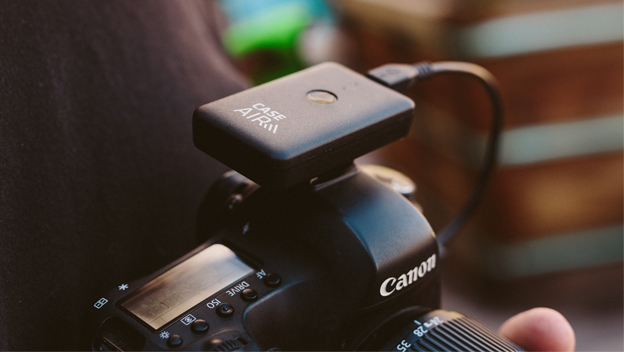 Case Air on a Canon camera