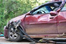 a car accident-car crash
