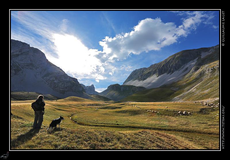 Le vallon des Aiguilles