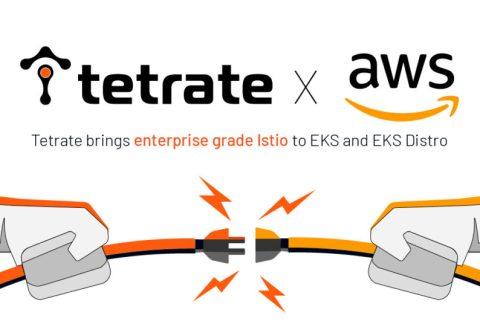 Tetrate Service Bridge (TSB) brings enterprise grade Istio to Amazon EKS and EKS-D