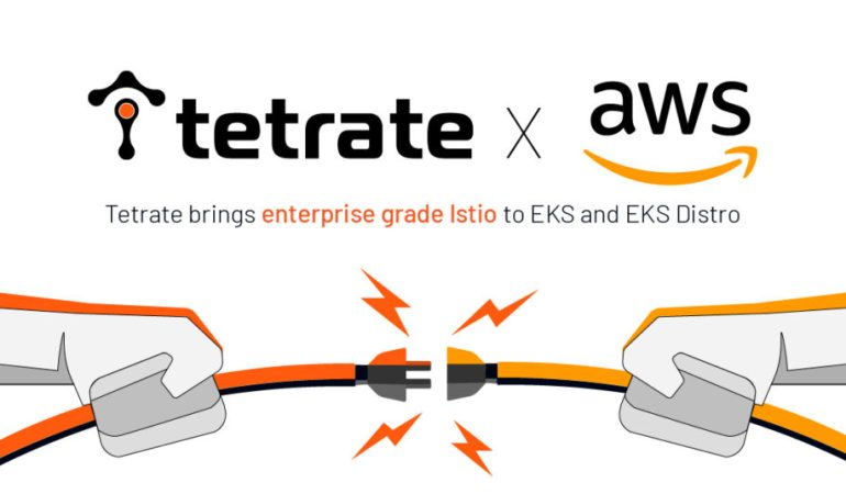 Tetrate Service Bridge (TSB) brings enterprise grade Istio to Amazon EKS and EKS-D