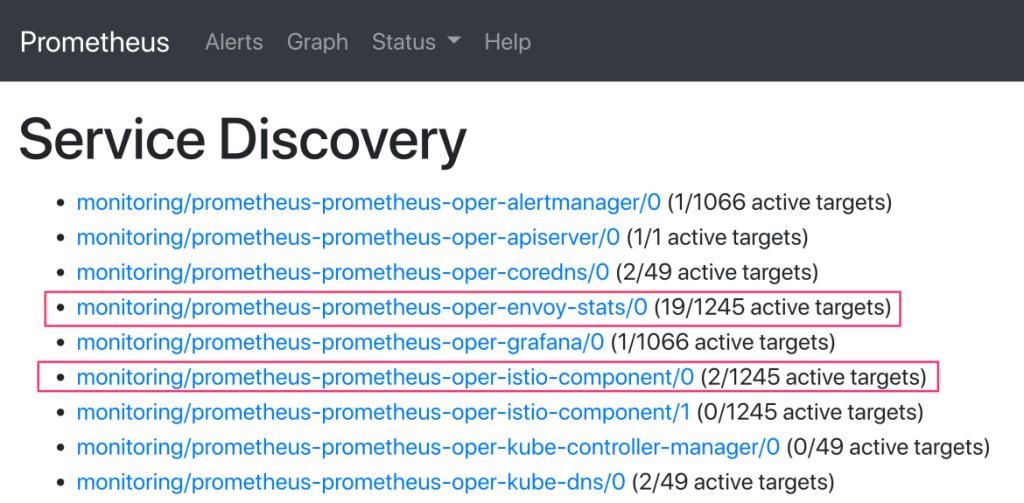 Prometheus Service Discovery